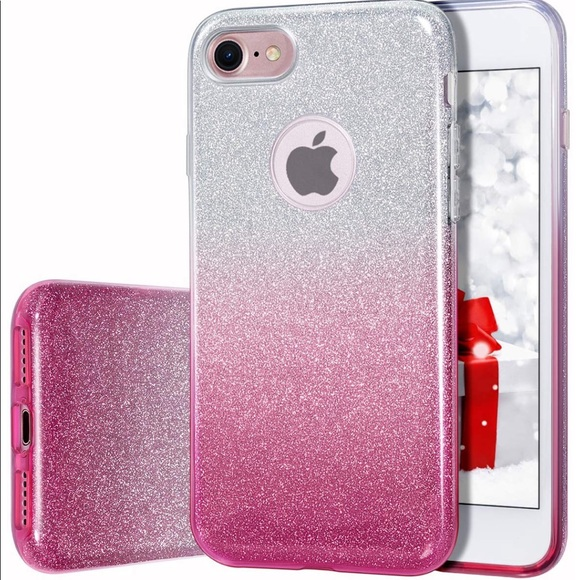 pink protective iphone 7 case
